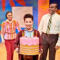 Photo Flash: Check out Photos from First Stage's THE SNOWY DAY AND OTHER STORIES Photos