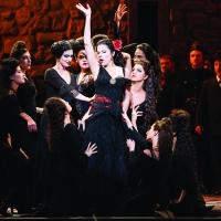 Houston Grand Opera Returns to Live Performance With CARMEN Photo