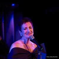 Photo Flash: Joanne Halev Takes the Stage At The Laurie Beechman Theater Photo