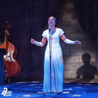 Photo Flash: First Look at Doris Bumpus as 'Billie Holiday' in 42nd Street Moon's LAD Photo
