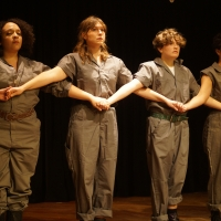 Photo Flash: First Look at Prop Thtr's I AM GOING TO DIE ALONE AND I AM NOT AFRAID
