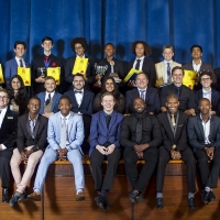 Photo Flash: Cape Town Teen Magicians Honoured As Magical Students Of The Year In National Children's Month