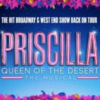 PRISCILLA, QUEEN OF THE DESERT Returns on Tour This June Photo