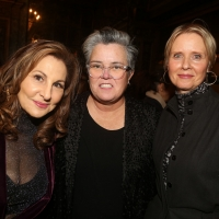 Photo Coverage: On the Opening Night Red Carpet of THE SOUND INSIDE Photos