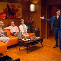 Photo Flash: Steve Martin's METEOR SHOWER Opens At the Walnut Thursday