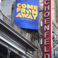 Theater Stories: COME FROM AWAY, PASSION, JEKYLL & HYDE and More About Gerald Schoenf Photo