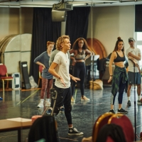 Photos: Inside Rehearsal For BAT OUT OF HELL UK and Ireland Tour Photo