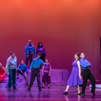 Photo Coverage: Inside New Albany High School's SMOKEY JOE'S CAFE Photo