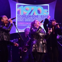 Photo Coverage: Michael Cerveris, Ryann Redmond, And More Rock Out At ROCKERS ON BROADWAY Photos