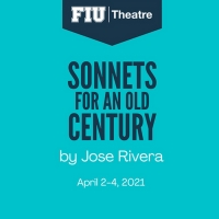 FIU Theatre Presents SONNETS FOR AN OLD CENTURY Photo