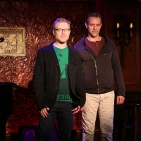 Adam Pascal and Anthony Rapp Will Reunite On STARS IN THE HOUSE Photo