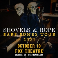 SHOVELS & ROPE Comes to Fox Theatre This Fall Photo