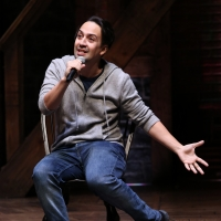 VIDEO:  Lin-Manuel Miranda, Todrick Hall, Jason Alexander and More Take Part in MOMEN Photo