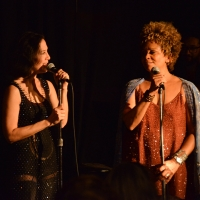 Photo Flash: Niki Haris and Donna De Lory Perform at the Standard Hotel