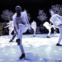 Photo Flash: A Look Inside Step Afrika!'s Magical Musical Holiday Step Show Photos