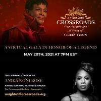 Blair Underwood, Regina Taylor, Al Roker and Guy Davis Join Crossroads' Tribute to Ci Photo