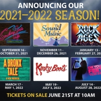 John W. Engeman Theater Announces Reopening With 2021-2022 Mainstage Season Photo