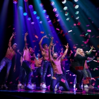 Photo Flash: First Look at the Australian Cast of MAGIC MIKE LIVE Photos