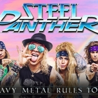 Steel Panther Announces Heavy Metal Rules Tour