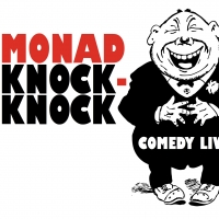 Stand-Up Series MONAD KNOCK-KNOCK Returns to the Park Theatre, October 21 Photo