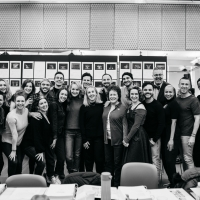 Photo Flash: The Company of DIANA On Broadway Heads Into Rehearsals Photo