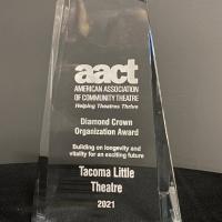 Tacoma Little Theatre Receives National Award Photo