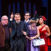 Photos: West Coast Premiere of CLUE Opens at La Mirada Theatre For The Performin Photos