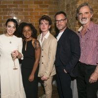 Photo Flash: Inside Opening Night of THE SON at the Duke of York's Theatre