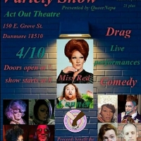 Act Out Theatre Group Hosts Queer NEPA's Variety Show Photo