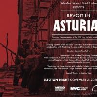 The Martin E. Segal Theatre Center and Whitebox Present a Reading of REVOLT IN ASTURI Photo