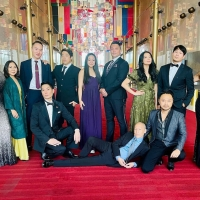 Photos: National Asian Artists Project Members Celebrate the KENNEDY CENTER@50 Concer Photo