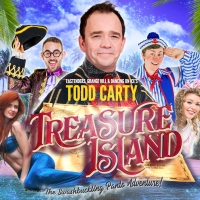 EASTENDERSActor Todd Carty To Star In Summer Panto At St Helens Theatre Royal Photo