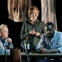 Photo Flash: First Look at GLASS. KILL. BLUEBEARD. IMP. at the Royal Court Jerwood Th Photo