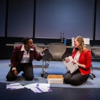 Photo Flash:  Cleveland Public Theatre's World Premiere of BREAKOUT SESSION (OR FROGORSE)