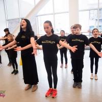 Photo Flash: THE ADDAMS FAMILY Haunts Broadway Workshop Photos