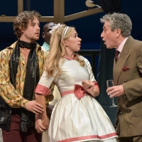 Photo Flash: First Look at ONE MAN, TWO GUVNORS at Derby Theatre Photo