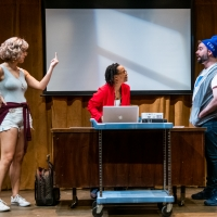 Photo Flash: First Look at CONFIDENCE (AND THE SPEECH) at Theatre Row Photos