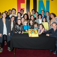 The Cast of FUN HOME Talks Onstage Mishaps & More on STARS IN THE HOUSE Photo