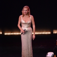 Photo Coverage: Inside Opening Night of Ute Lemper's RENDEZVOUS WITH MARLENE Photos