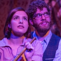 Photo Flash: First Look at Black Button Eyes Productions' GHOST QUARTET Photo