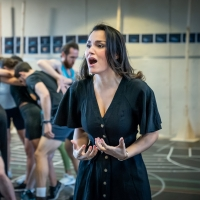 Photos: Inside Rehearsal For West End's FROZEN; Previews Begin 27 August Photo