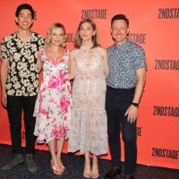 Photo Coverage: Second Stage Theater Celebrates Opening Night of MAKE BELIEVE Photos