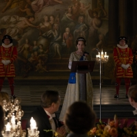 Photo Flash: London's Old Royal Naval College Hosts Filming Of THE CROWN, LES MISERABLES & More!
