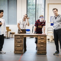 Photos: Inside Rehearsal For BASKERVILLE! at the Mercury Theatre Photo