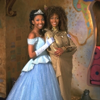 Photo Flash: CINDERELLA, Starring Brandy, Whitney Houston, Bernadette Peters, & Photos