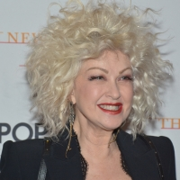 Cyndi Lauper to Receive Arts In Action Award at HARMONY Virtual Fundraiser to Benefit Photo