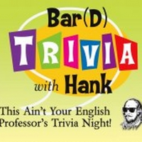 Southern Shakespeare Company to Present BAR(D) TRIVIA WITH HANK Photo