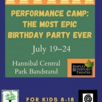 Maples Repertory Theatre Will Host Workshop for Musical THE MOST EPIC BIRTHDAY PARTY EVER Photo