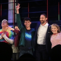 Photo Coverage: THE LIGHTNING THIEF Celebrates Opening Night on Broadway! Photo