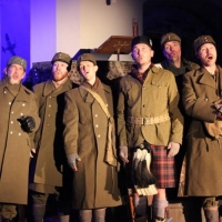 ALL IS CALM: THE CHRISTMAS TRUCE OF 1914 Will be Performed at the Veterans Museum at Balbo Photo